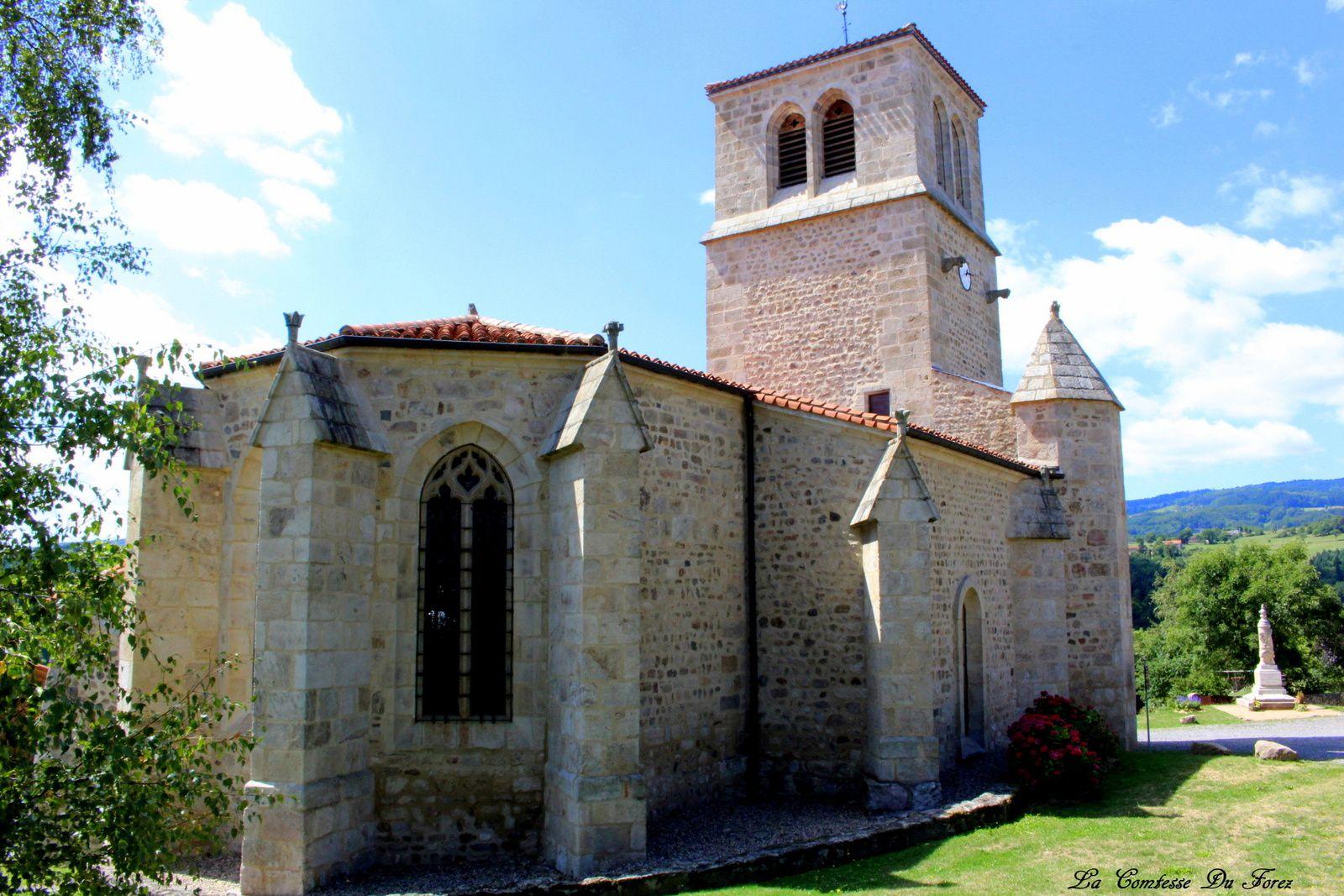 Commune de Bard (42600, Loire)