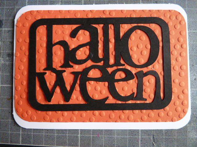Cartes Halloween &#x3B;part1