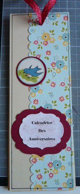 Encore des calendriers !
