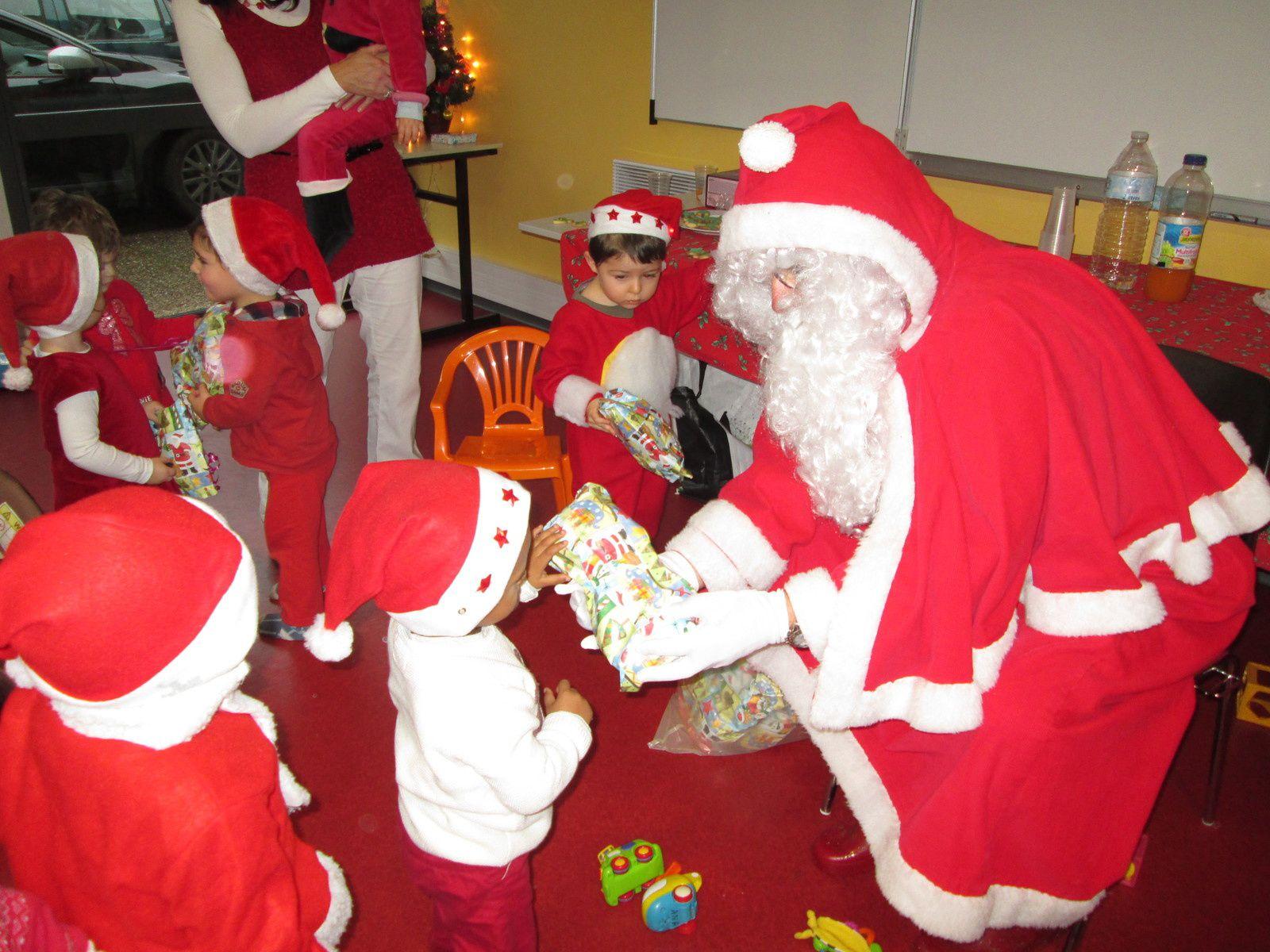matinée de Noël de l'association