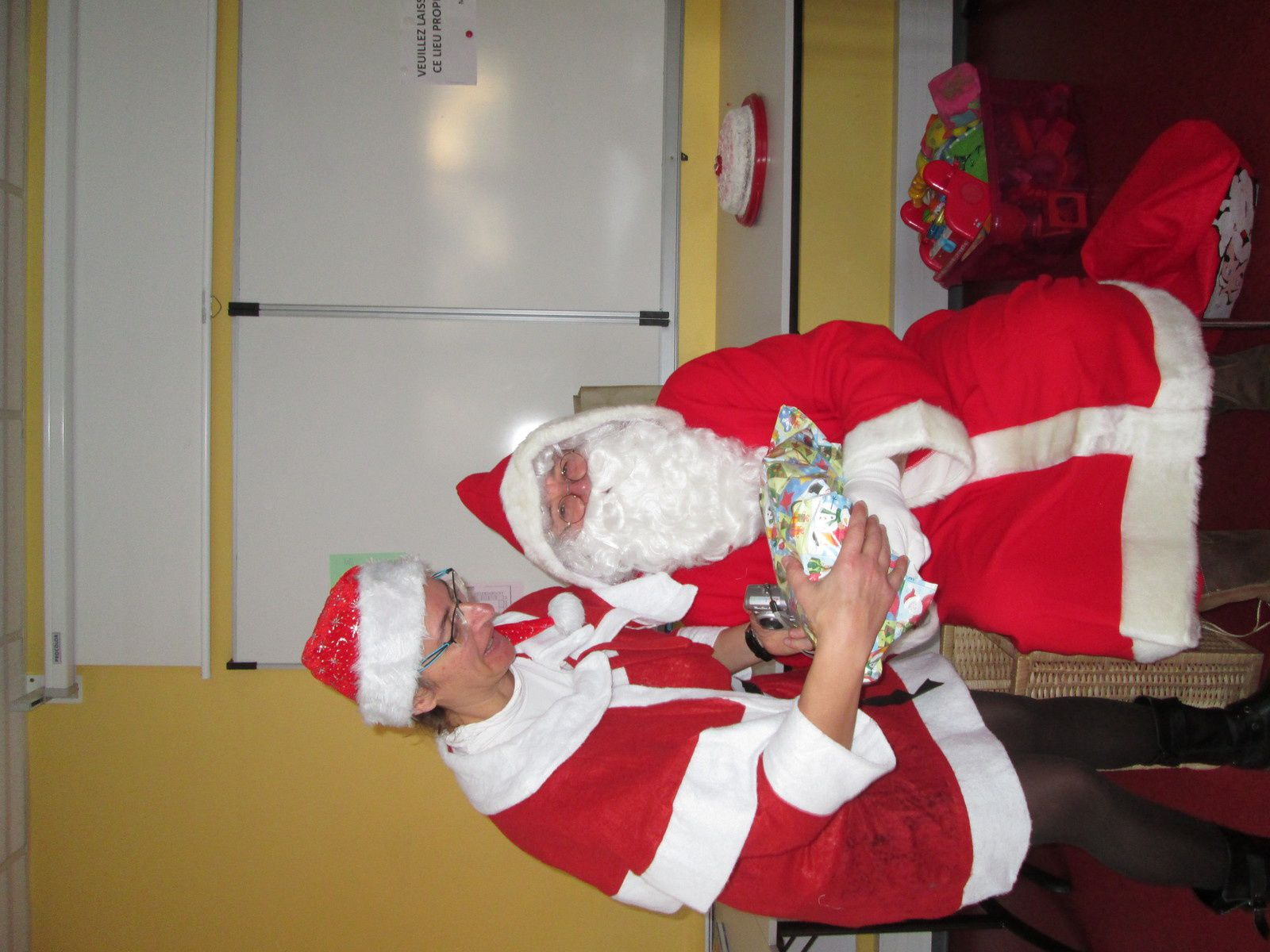 Noël de l'association