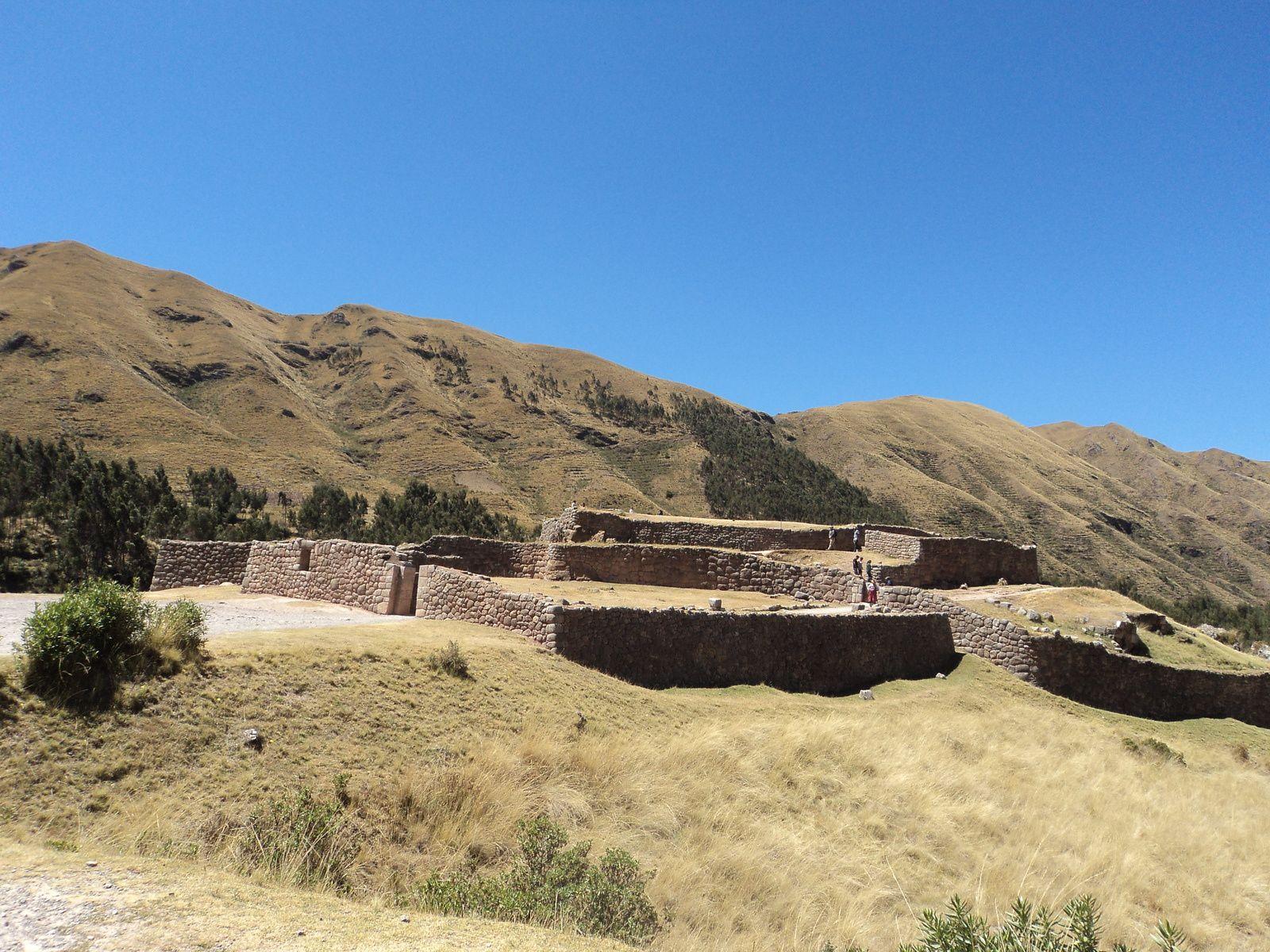 29 août - 1er septembre 2015: De Cusco à Machu Picchu... à Québec (Partie III)