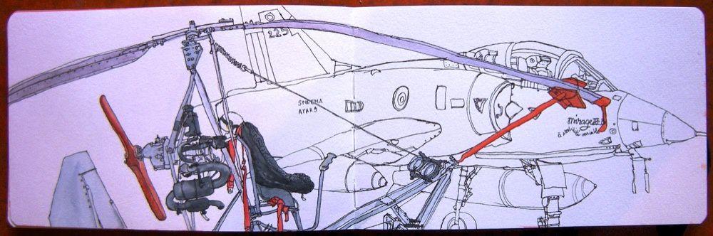 La Saint Valentin au Musée de l' aviation de St Victoret