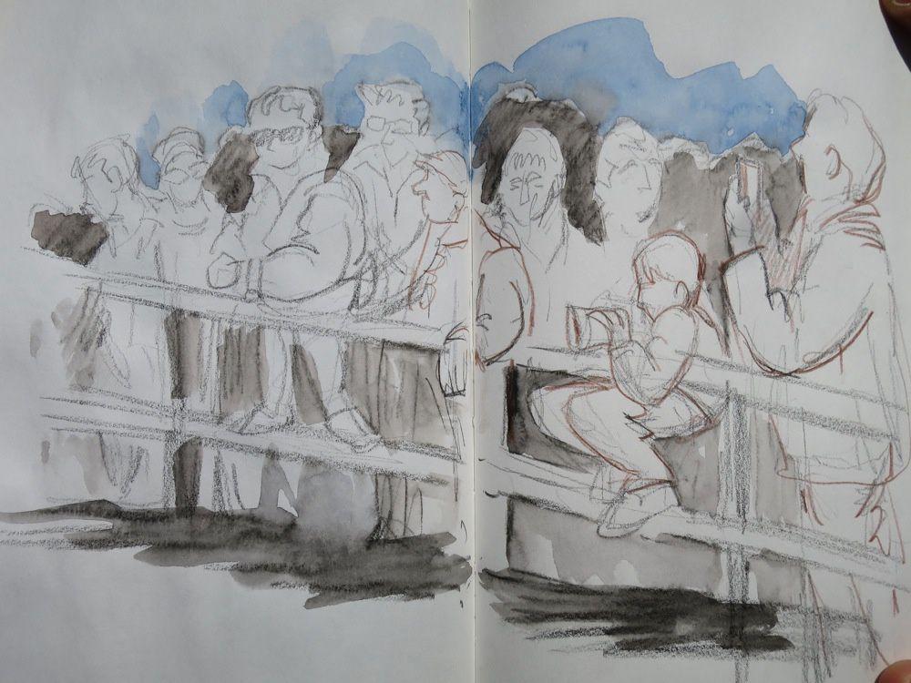 Concours de dressage au Club Hippique d'Aix-Marseille