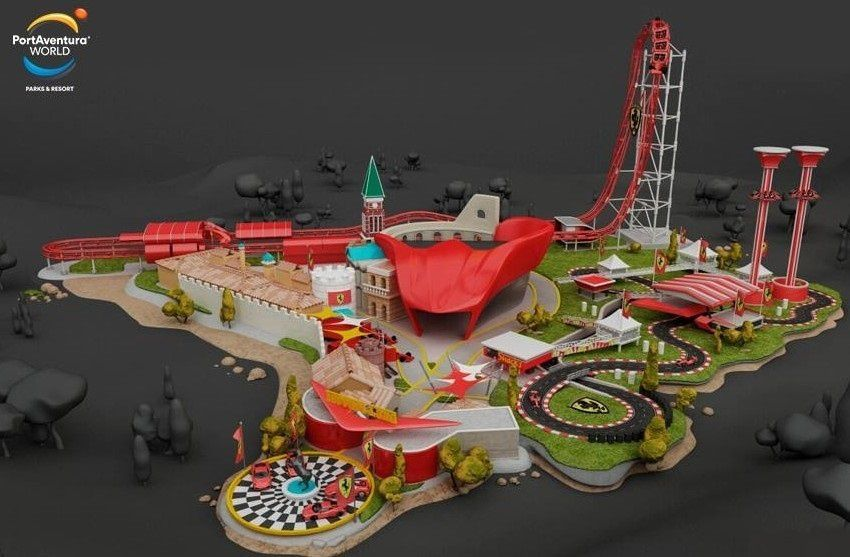 ferrari land espagne ferrari land espagne wonder world ferrari land espagne wonder world. Black Bedroom Furniture Sets. Home Design Ideas