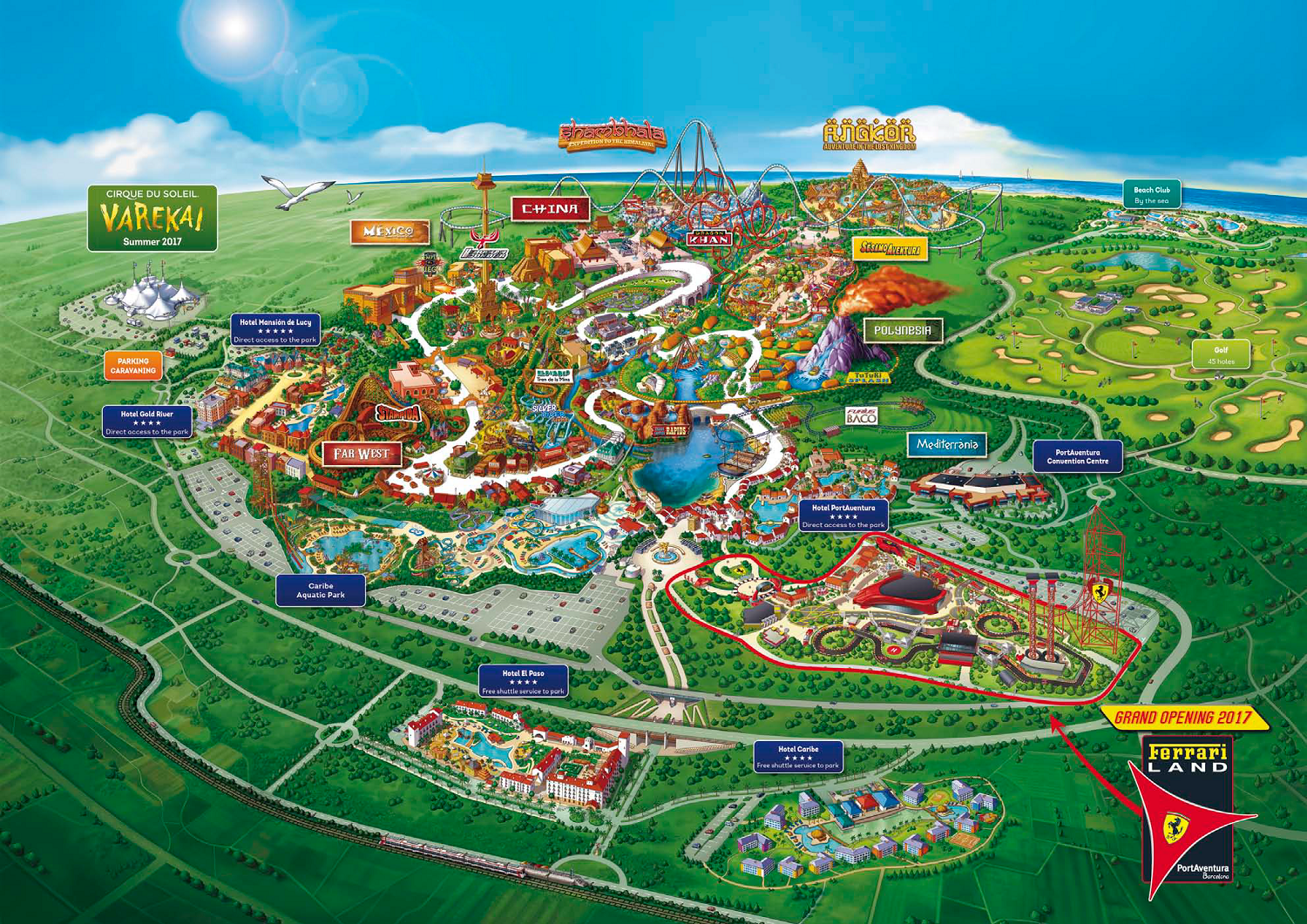 © PortAventura World Parks & Resort