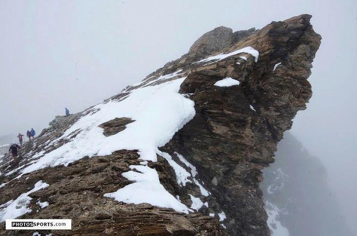 L'Ice Trail Tarentaise par Laurie
