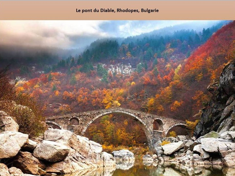 PONTS ANCIENS REMARQUABLES