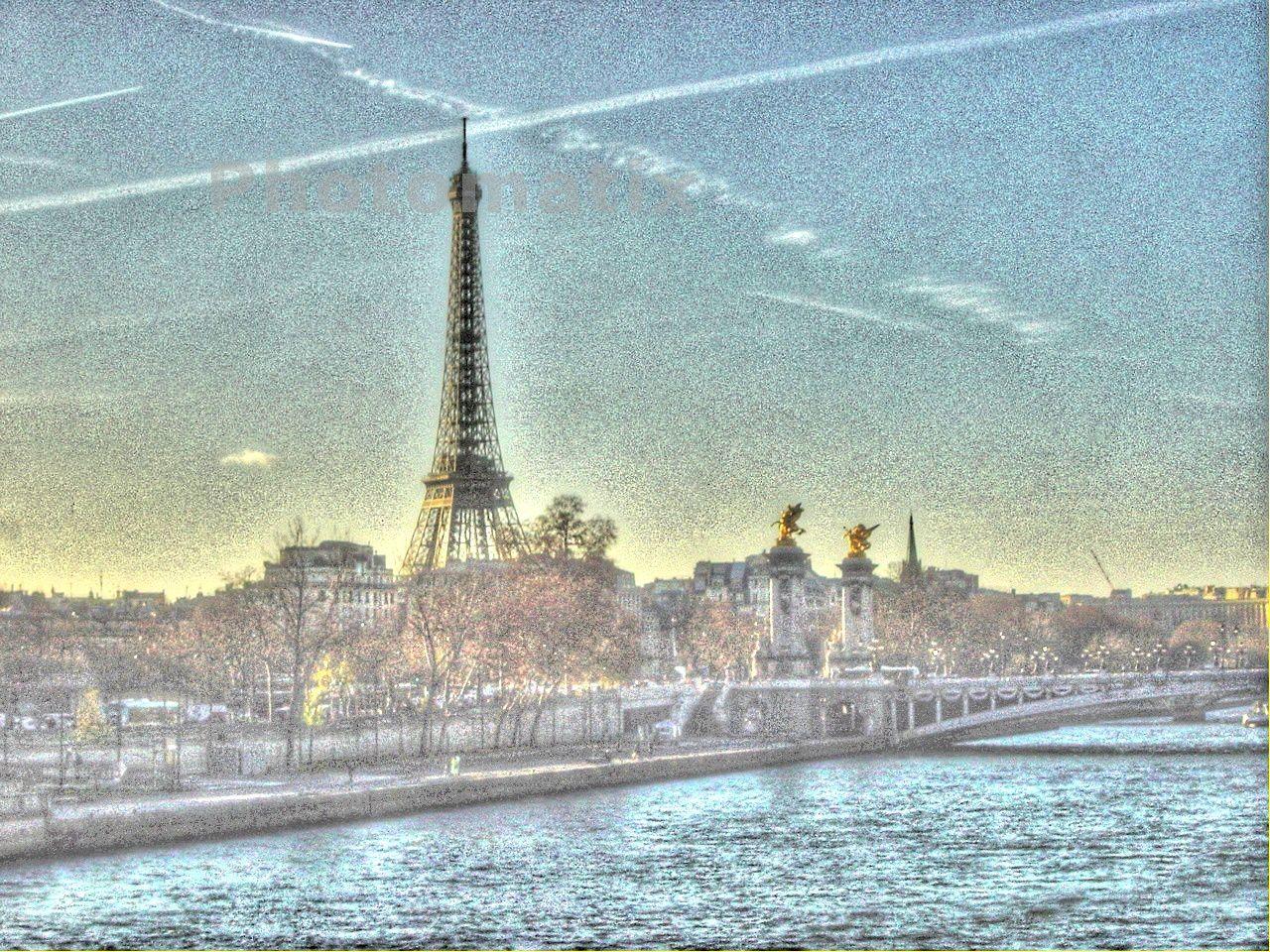 PARIS ET SA TOUR EIFFEL!!!