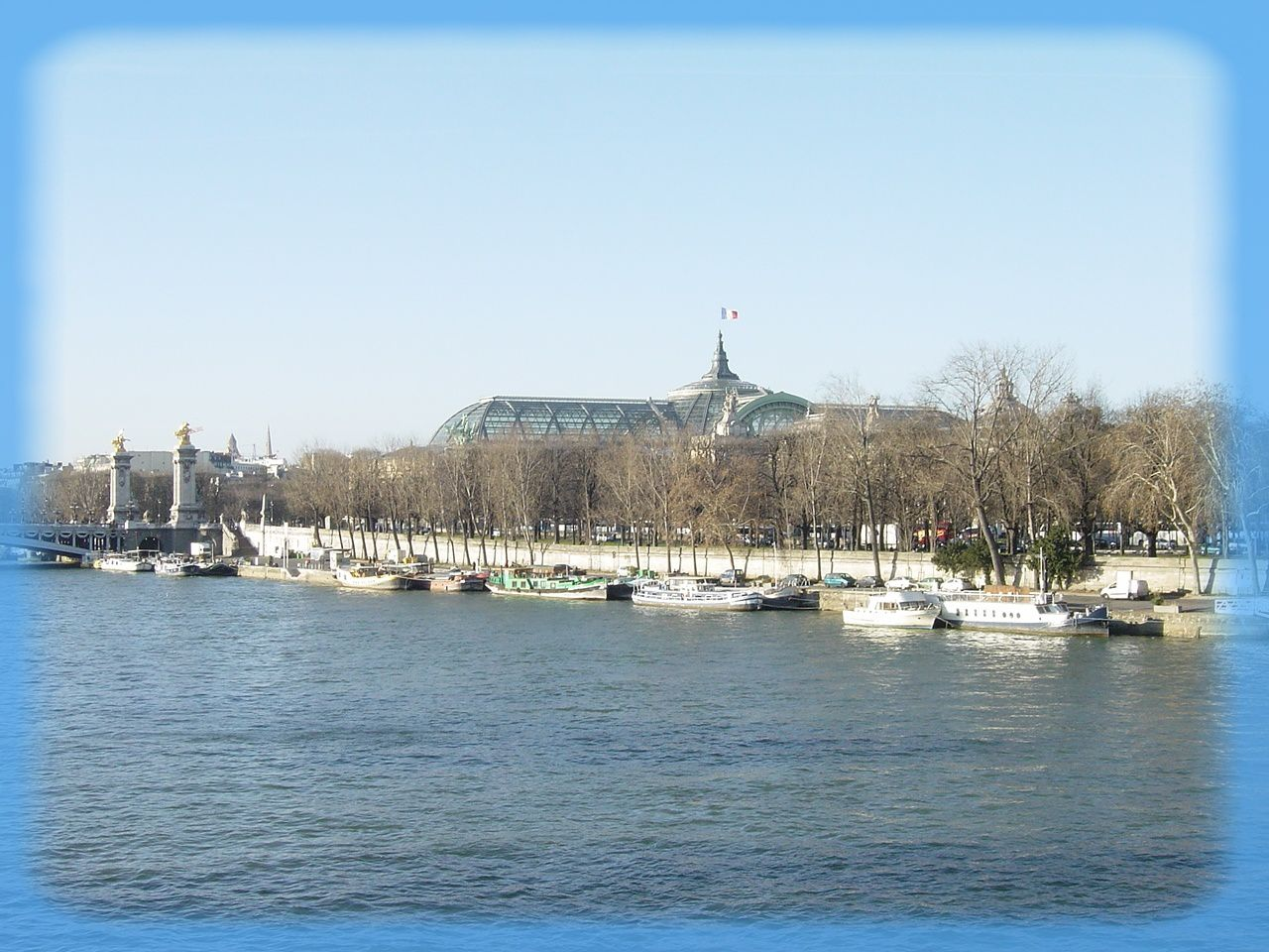 LA SEINE A RENCONTRE PARIS