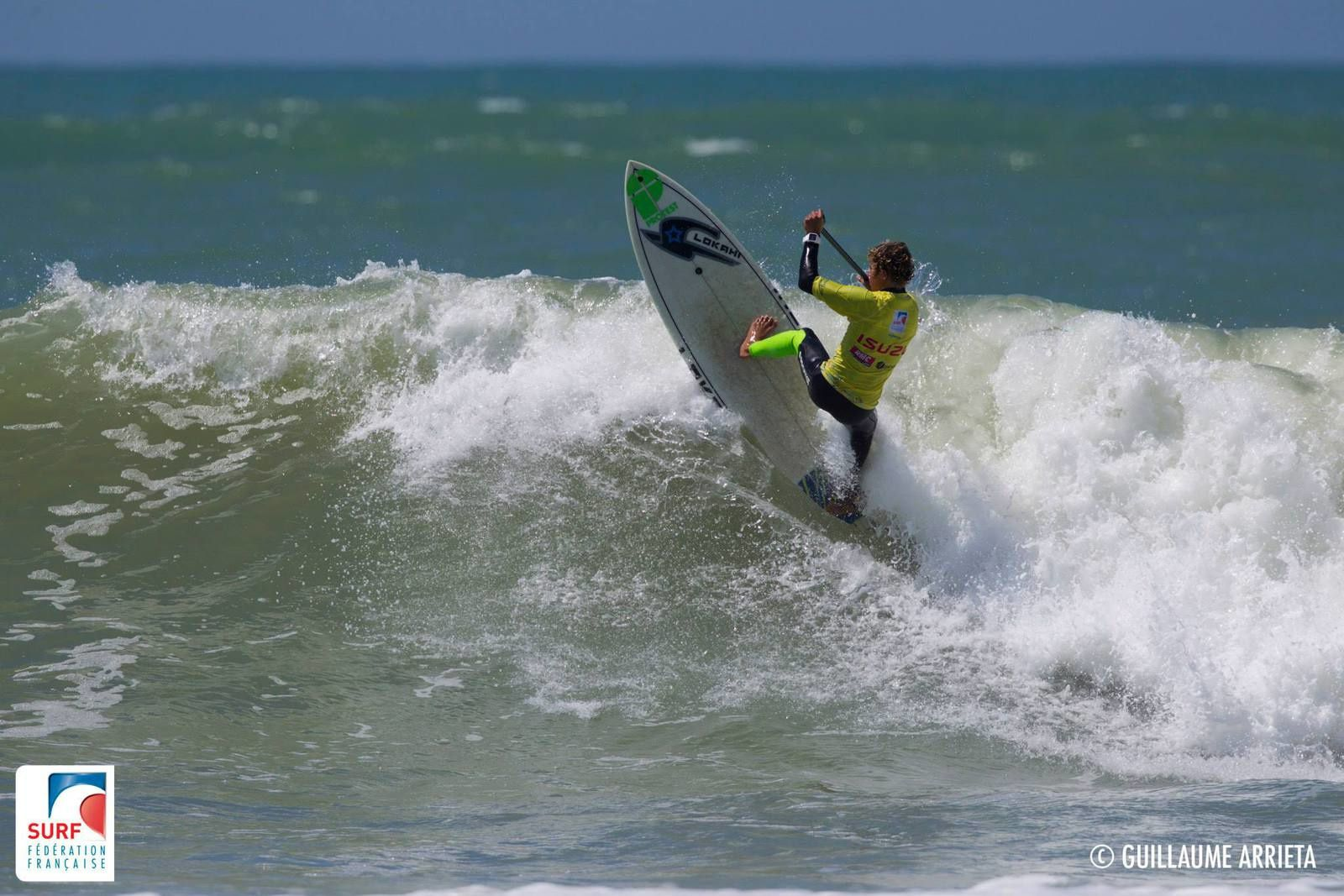 Coupe de France SUP Lacanau Mai 2015