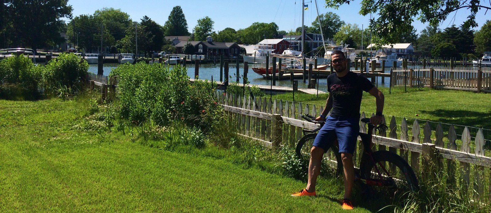 In depth Race Recap : Ironman 70.3 Eagleman