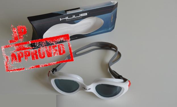 Test de produit – Lunettes de natation HUUB Design Acute