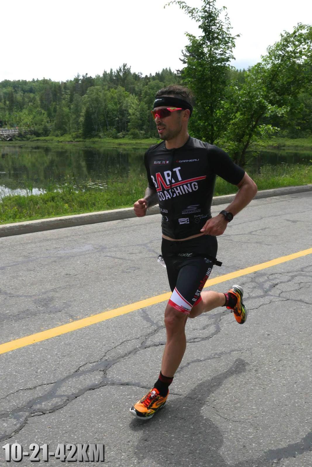 On the run. Crédit: 10-21-42km