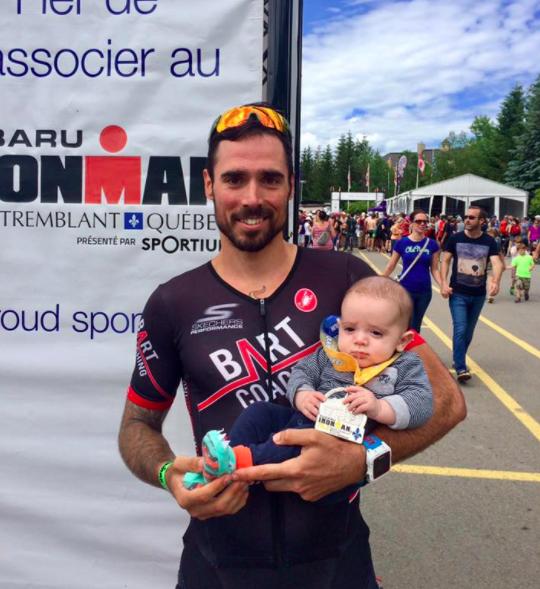 Race Report: 70.3 Mont-Tremblant 2017