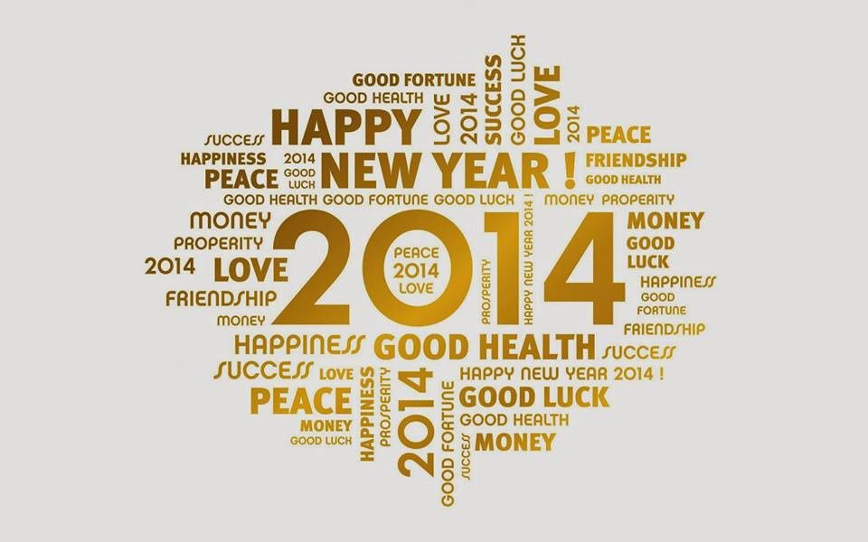 Happy New Year for all
