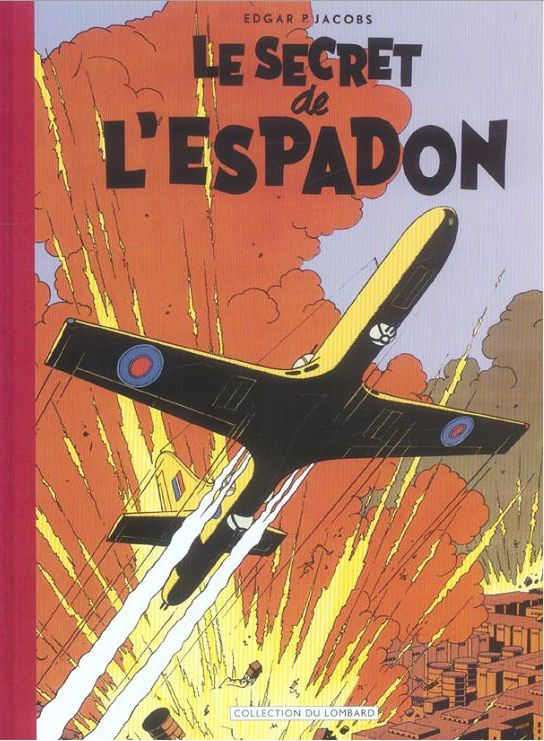 Le secret de l'Espadon (1950 / 1953)