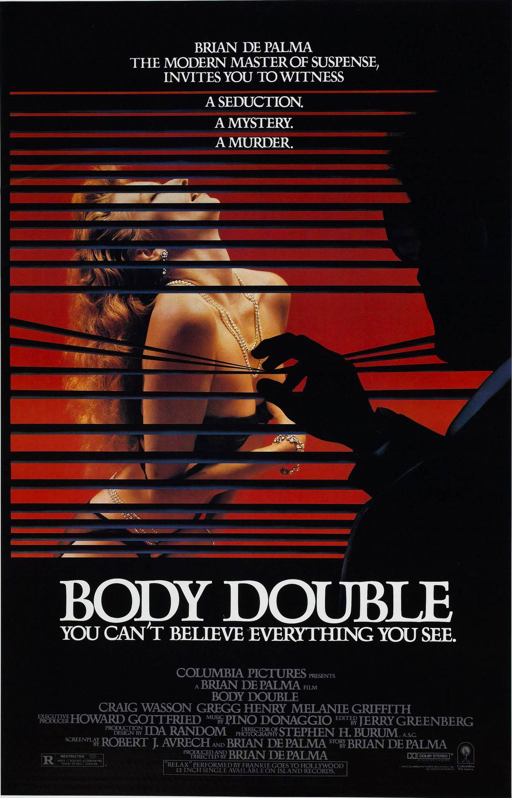 Pulp Movies #3 : Body Double