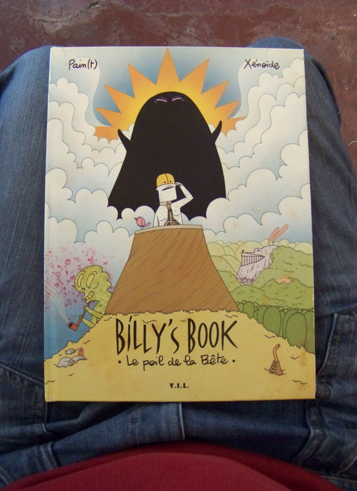 BILLY's BOOK - Maintenant!