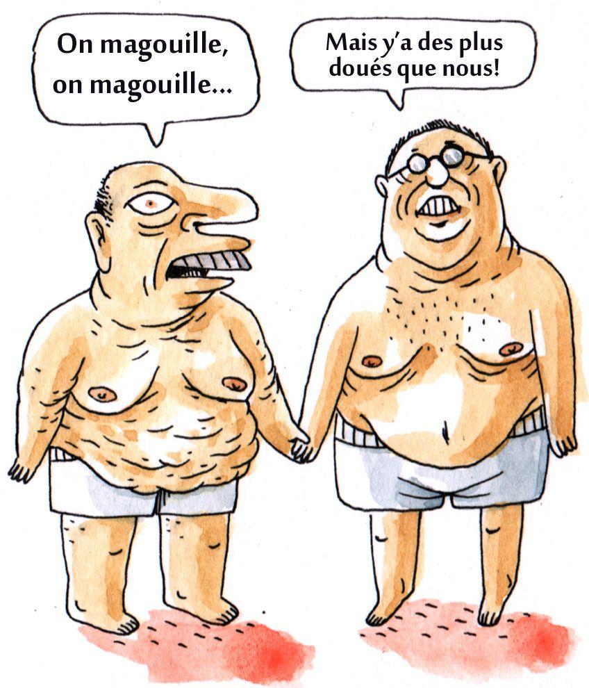 Le RAVI #126 - Gaudin + Guérini