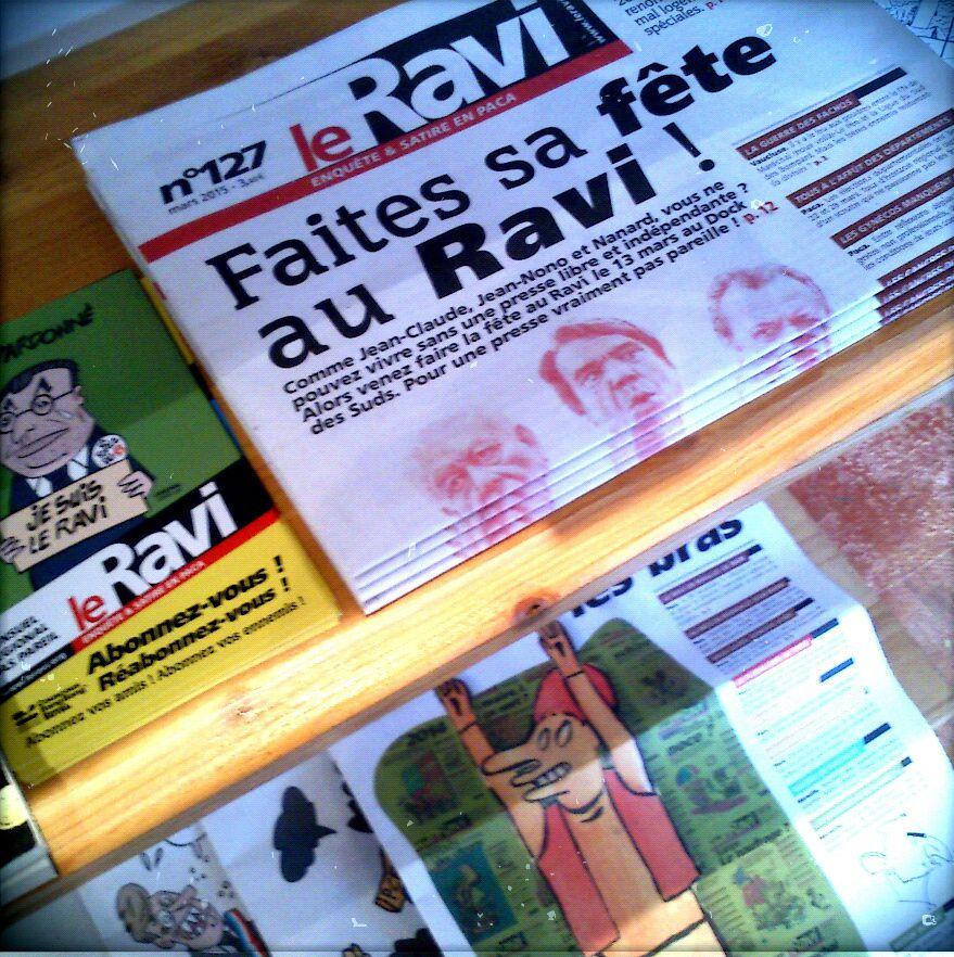 Le RAVI #127