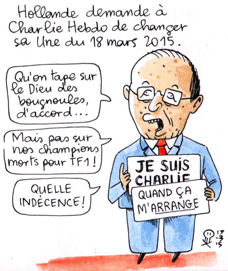 Charlie Hollande