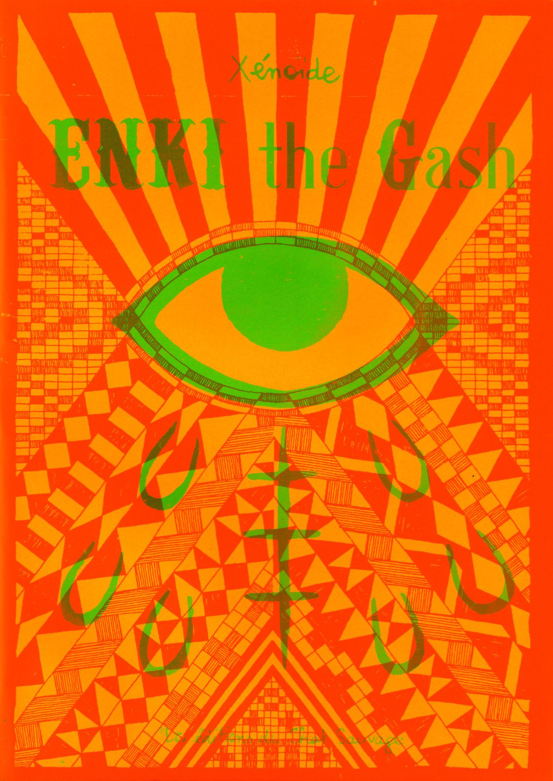 ENKI the Gash - Maintenant disponible