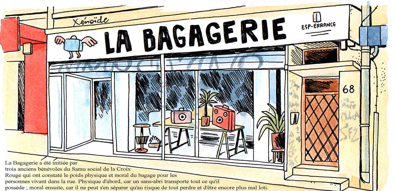 Le RAVI #137 - La bagagerie