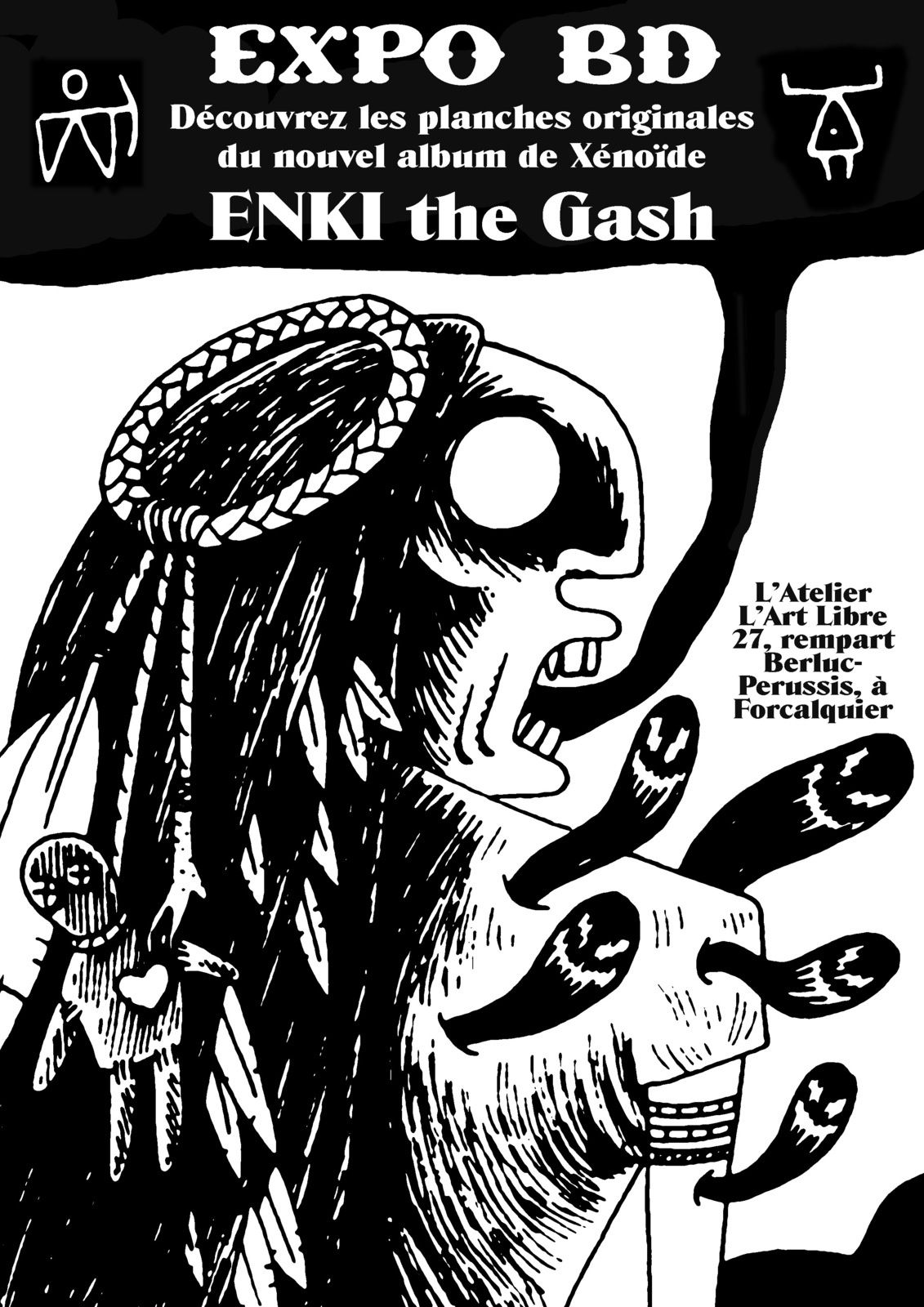EXPO ENKI the Gash