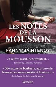 Les notes de la mousson, Fanny Saintenoy