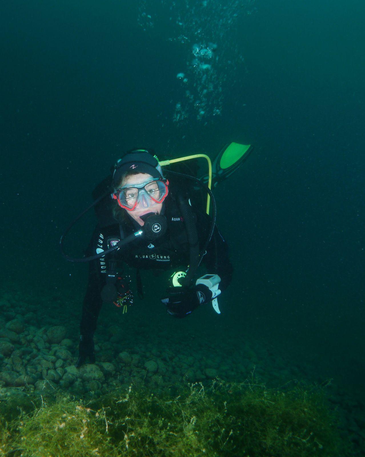 Plongée 4 à la GDF