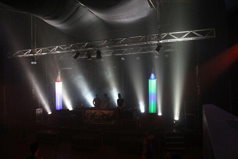 Soirée Electrovibes Arcade 13-11-2015