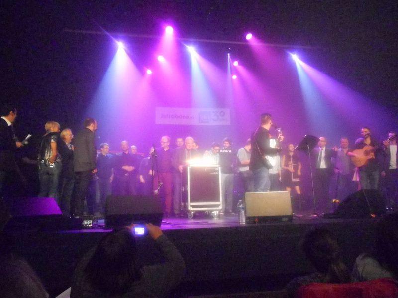 30 ans France bBeu Normandie Juliobona 14-10-2016