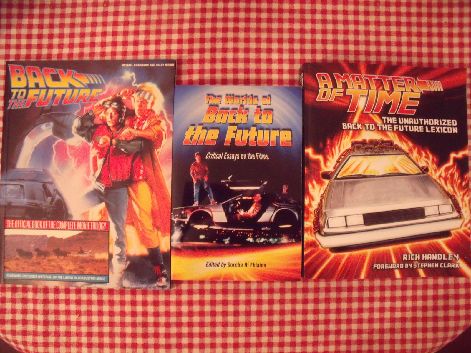 Mes amours 7.2.4 : ma collection &quot&#x3B;Back To The Future&quot&#x3B;, partie 4/5