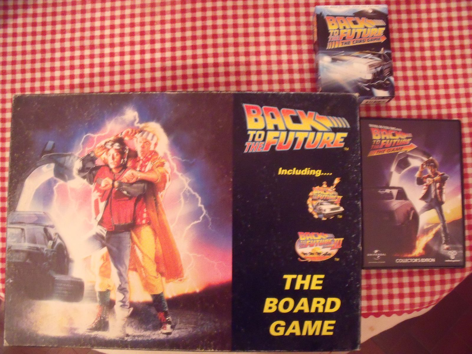 Mes amours 7.2.5 : ma collection &quot&#x3B;Back To The Future&quot&#x3B;, partie 5/5