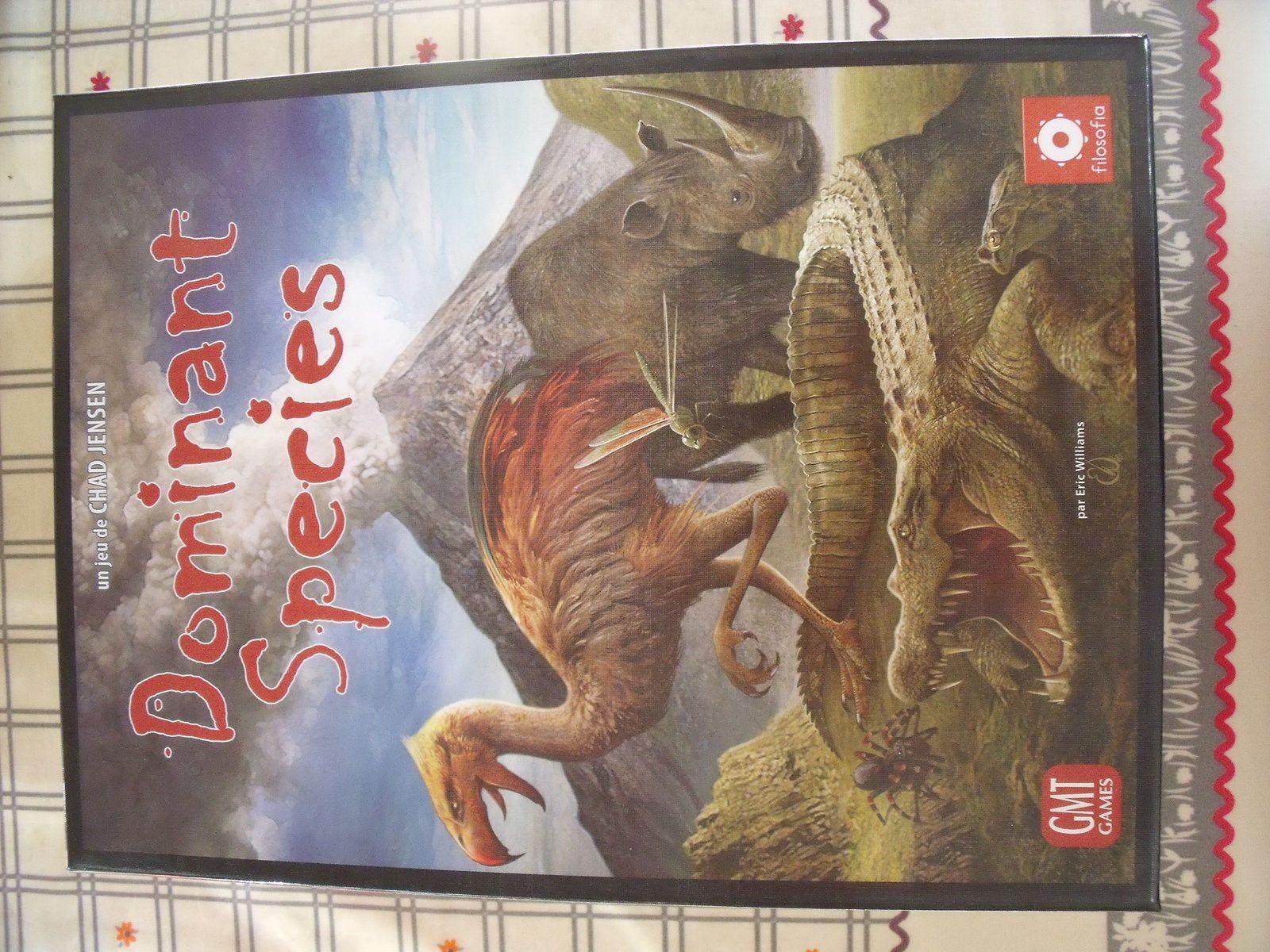 "Le 396e jeu : ""Dominant Species"""