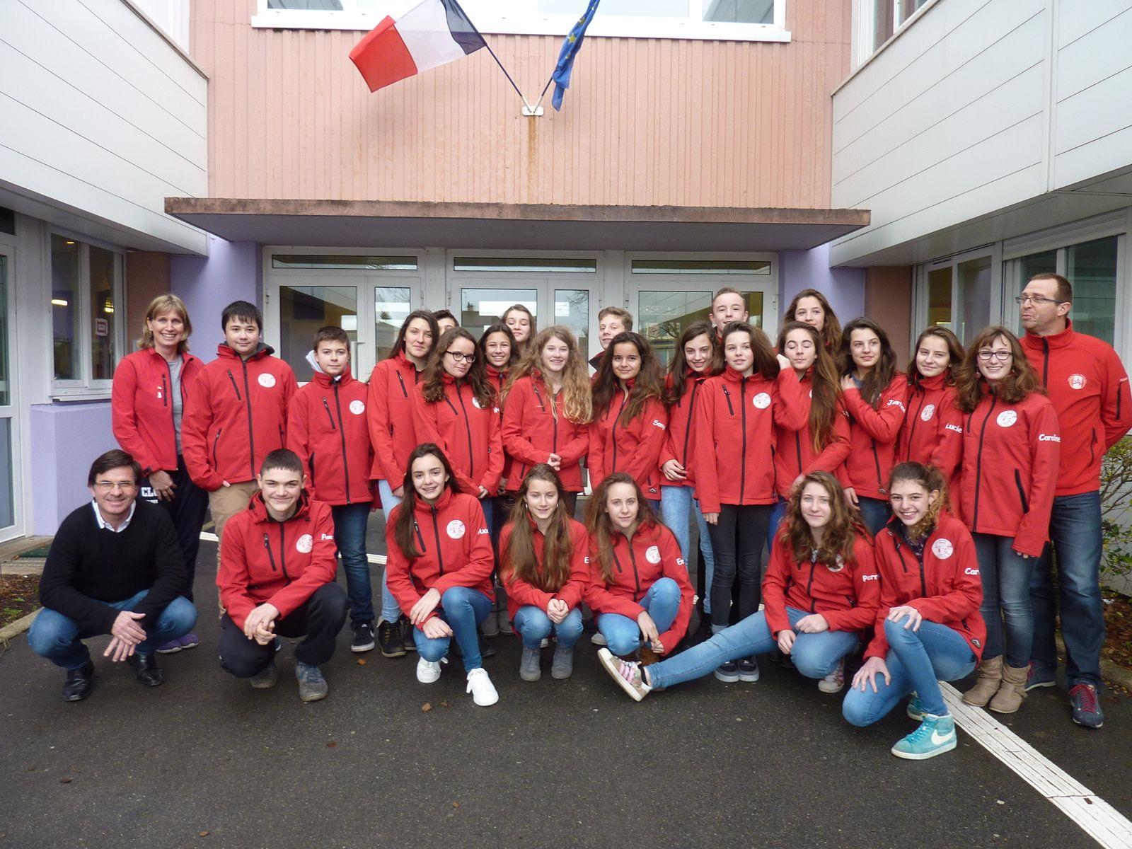 Echange scolaire : les français sont prêts pour le départ