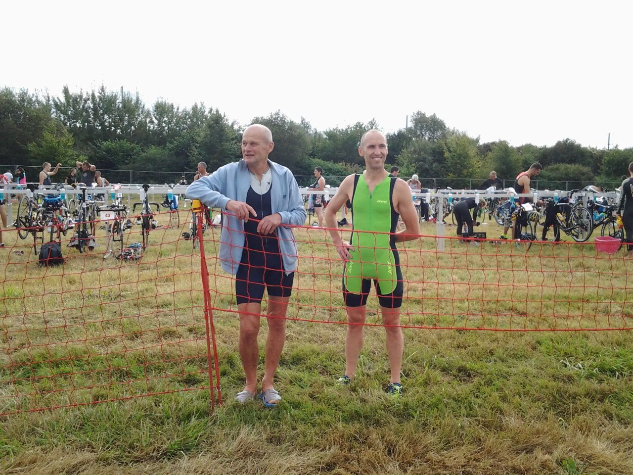 Triathlon de l' Audomarois
