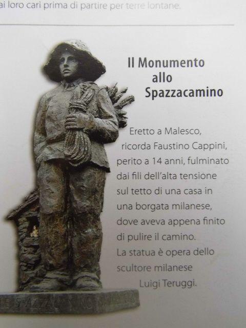 Ouvrir le chemin d' Spazzacamino