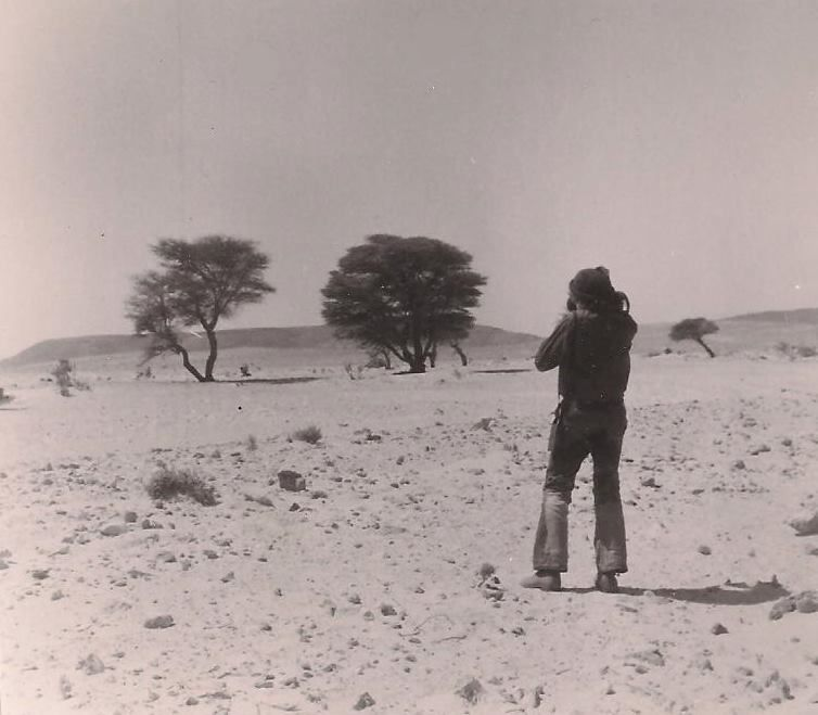 photo Severino Tognoni-Sahara 1973