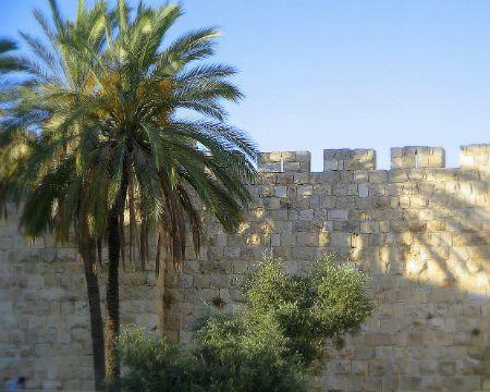 Jérusalem, capitale éternelle