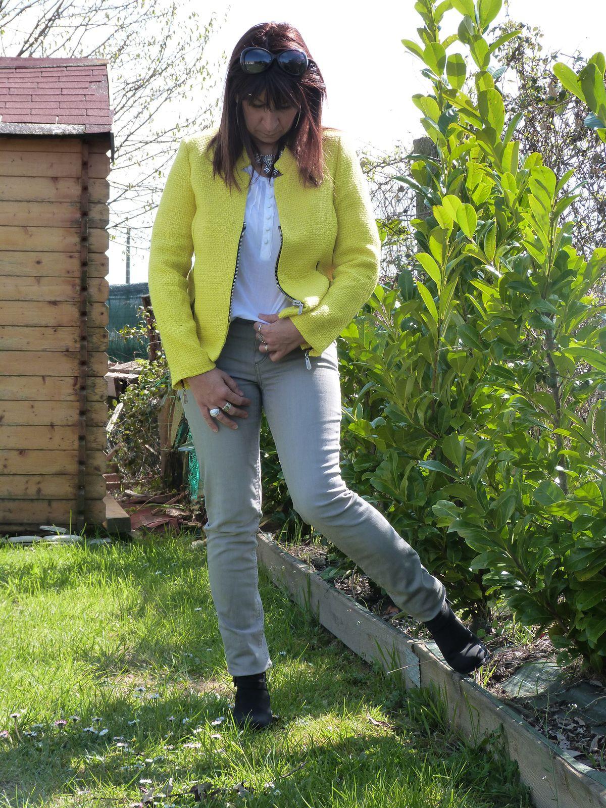 Yellow day...