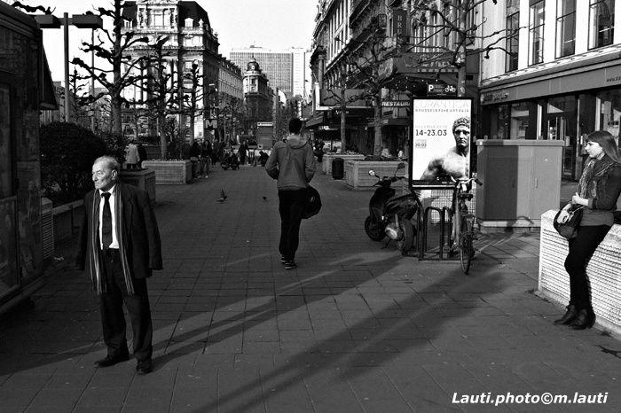 Bruxelles - Place de Brouckère