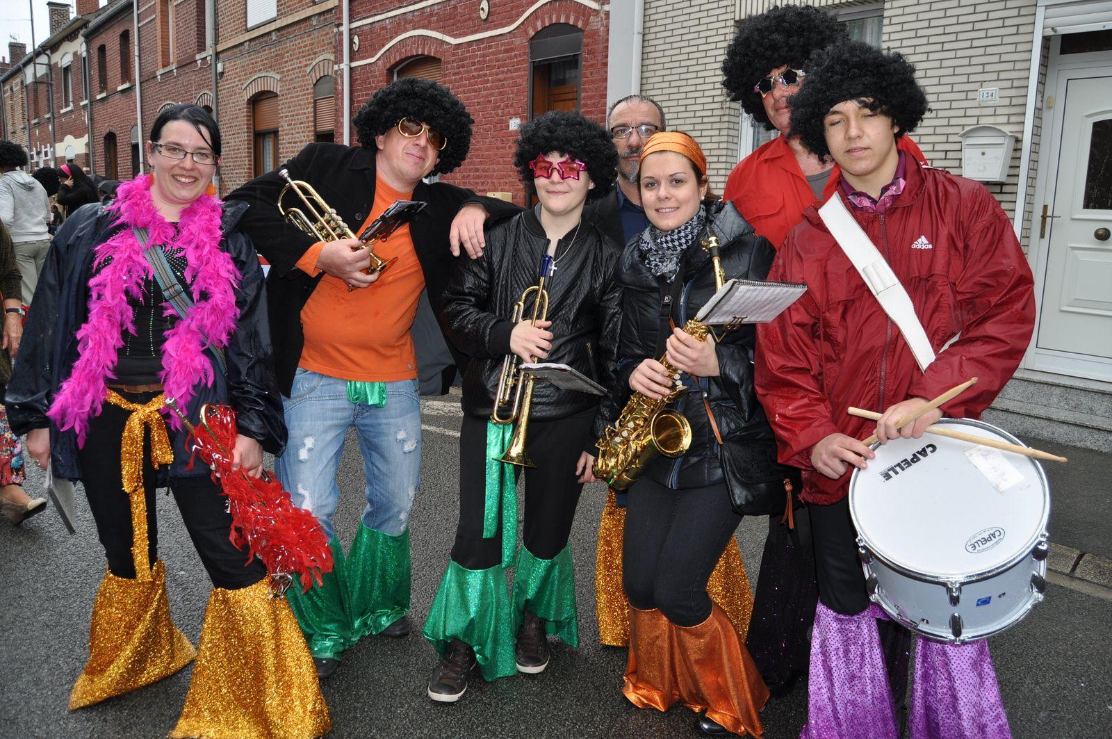 Carnaval de Somain 2015