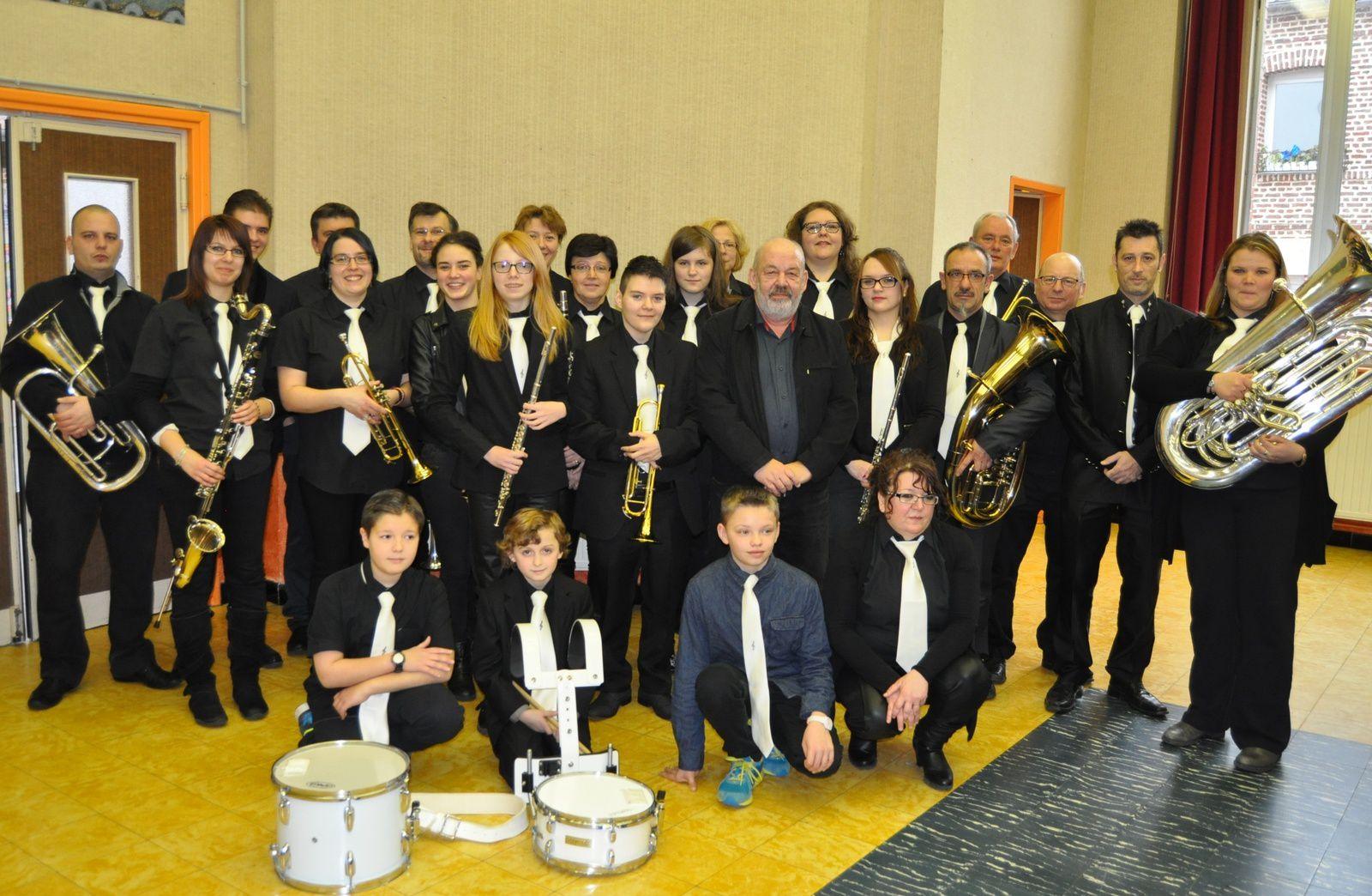 Concert Hommage aux Poilus