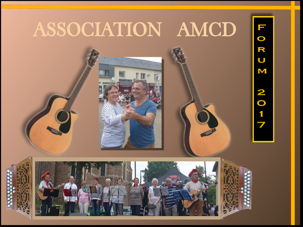 Samedi 2 Septembre 2017 Forum des associations  / Section musique Traditionnelle chant de marin