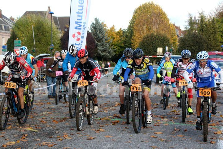 Course X COUNTRY BAPAUME