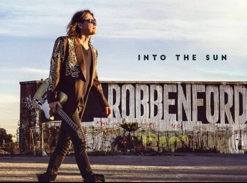 Robben FORD-Into the Sun
