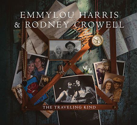 Emmylou Harris-Rodney Crowell The Traveling Kind