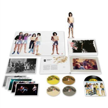 ROLLING STONES Sticky Fingers Deluxe Edition